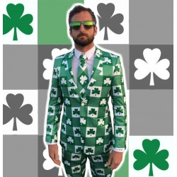 The Shamrock Suit & Tie