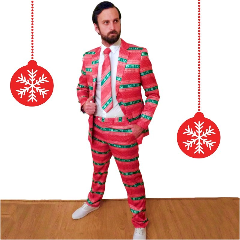 The Christmas Jumper Suit By Fruitysuits