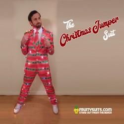 The Christmas Jumper Suit & Tie
