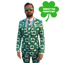 The Shamrock Suit and Tie
